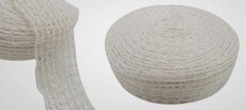 Filet à rôti élastique polyester 16 mailles