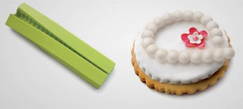 Moule perles 3D silicone