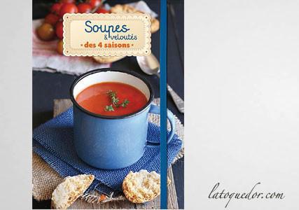 Soupes et veloutés - 4 saisons