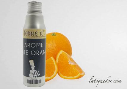 Arôme essence zeste d'orange 125 ml