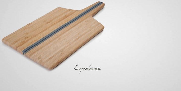 """Planche à découper pliable """"Flex"""" en bambou"""