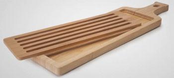 Planche à pain longue en bambou