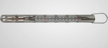 Thermomètre confiseur inox