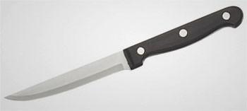 Coffret 6 couteaux à steak Lacor lame lisse