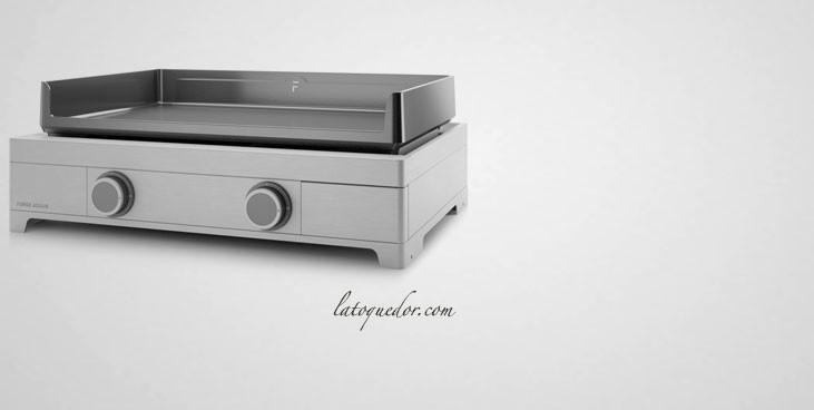 Plancha gaz Modern G60 I - Forge Adour