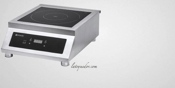 Plaque induction professionnelle haut rendement XL 5000W