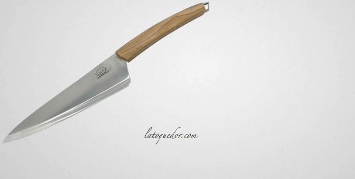 Couteau de cuisine Le Tably - Olivier