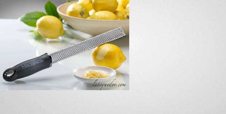 Acier Inoxydable Argent Main Fromage Râpe à Muscade couteau à Zester Citron Agrumes Microplane *
