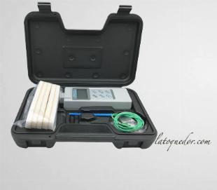 Thermomètre spécial cuisson sous vide en valise