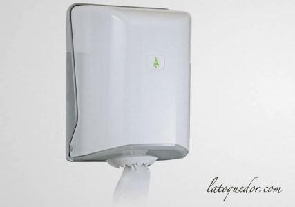 Distributeur ABS pour rouleau papier essuie main