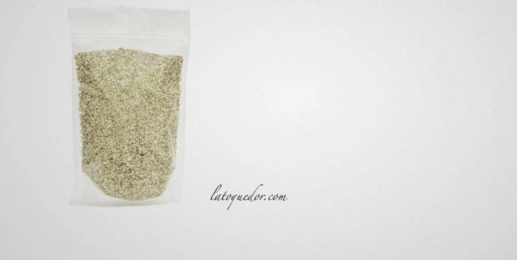 Copeaux de bois de fût de chêne pour fumage - 1000 ml