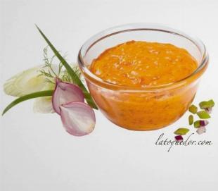 Marinade liquide Oignons - Hela (3 Kg)