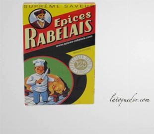 Epices Rabelais Extra fines 1 Kg