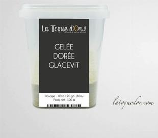 Gelée dorée Glacevit