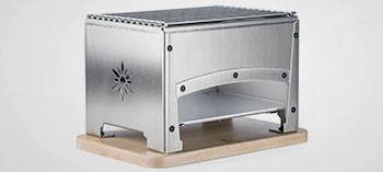 Barbecue de table brasero - Louis Tellier