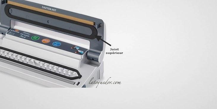 Joint supérieur pour machine sous vide Home Lacor