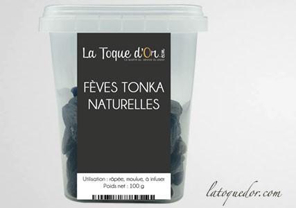 Fèves tonka naturelles