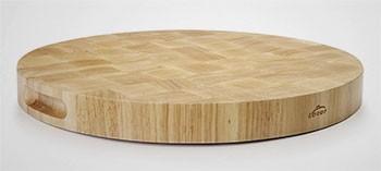 Planche à découper ronde bambou