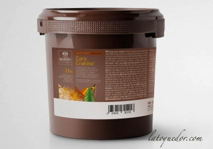 Cara Crakine Cacao Barry