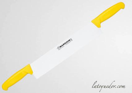 Couteau de découpe fromage