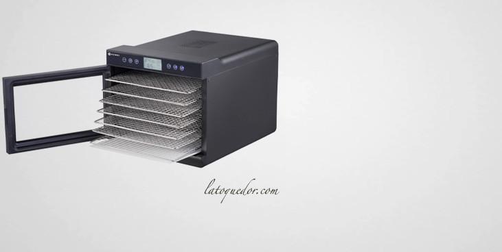 Déshydrateur professionnel 7 grilles Kitchen Line Hendi