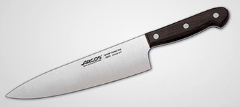 Couteau de cuisine manche bois