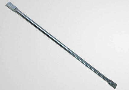 Barre de suspension pour armoire de fumage à froid Peetz
