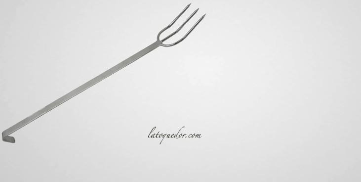 Fourchette de chef longue