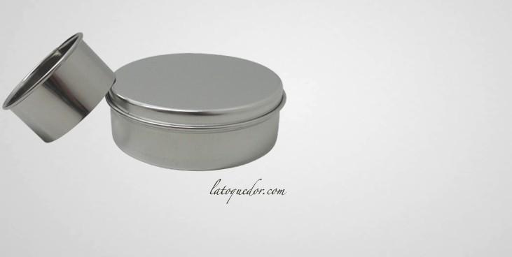 Découpoirs inox ronds unis (x9)