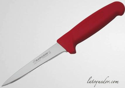 Couteau à désosser courbe Bargoin Industry