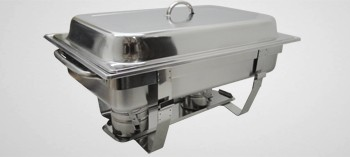 Chafing dish bain marie Eco GN 1/1
