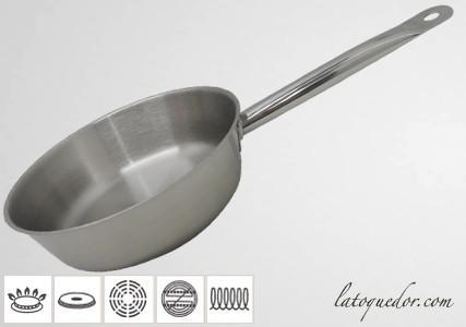 Sauteuse inox Chef Classic