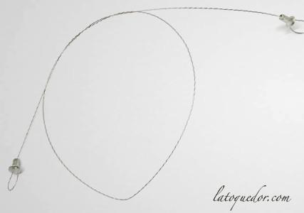 Fil de rechange pour lyre à génoise 44 cm