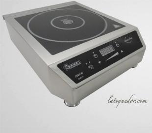 Plaque induction professionnelle inox 3500W