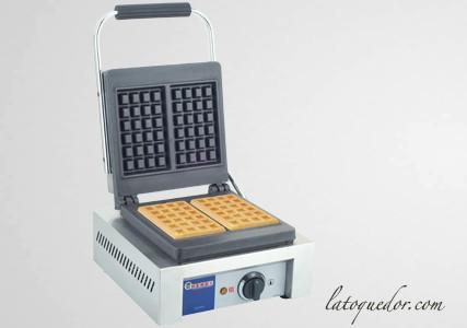 Gaufrier électrique professionnel Hendi