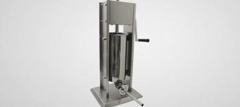 Poussoir à saucisse inox vertical Cola 5L