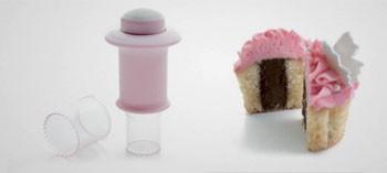Evideur de cupcakes et petits gateaux