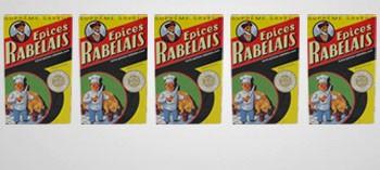 Epices Rabelais 250 grammes