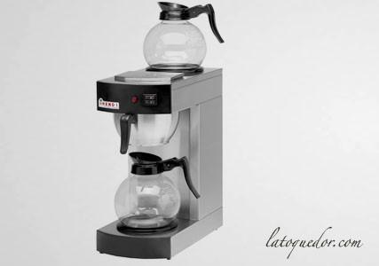 Machine à café électrique professionnelle