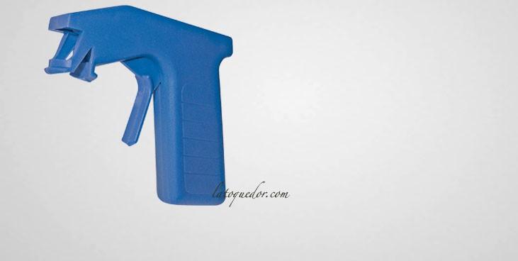 Pistolet pour colorant en spray