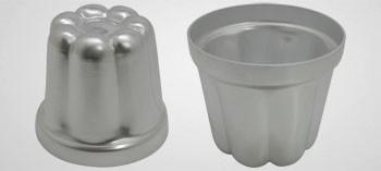 Moule à pudding aluminium