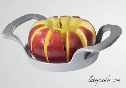 Coupe pomme poire 10 quartiers