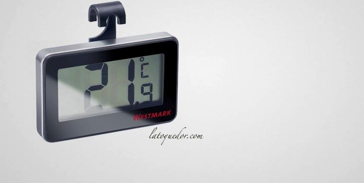 Thermomètre frigo digital -20/+50°C
