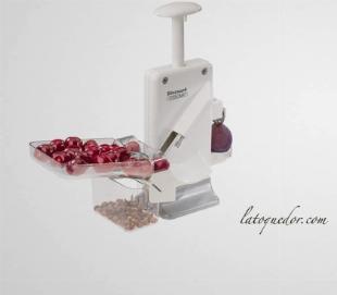 Dénoyauteur à cerises et prunes Steinomat