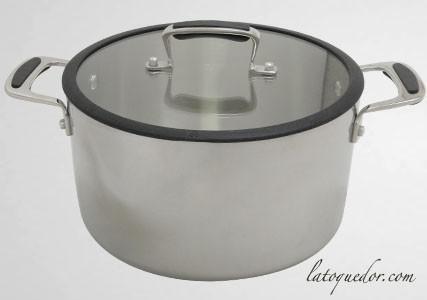 Braisière inox induction Trimétal